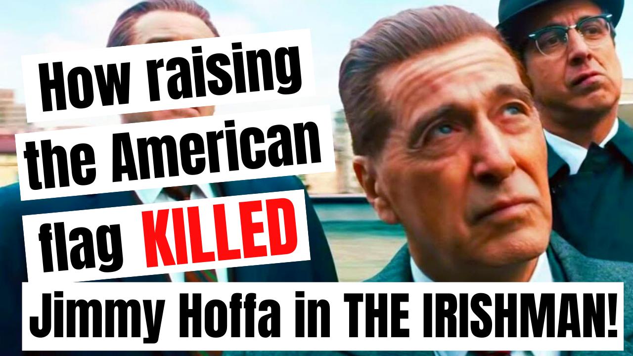 How raising the American flag killed Jimmy Hoffa