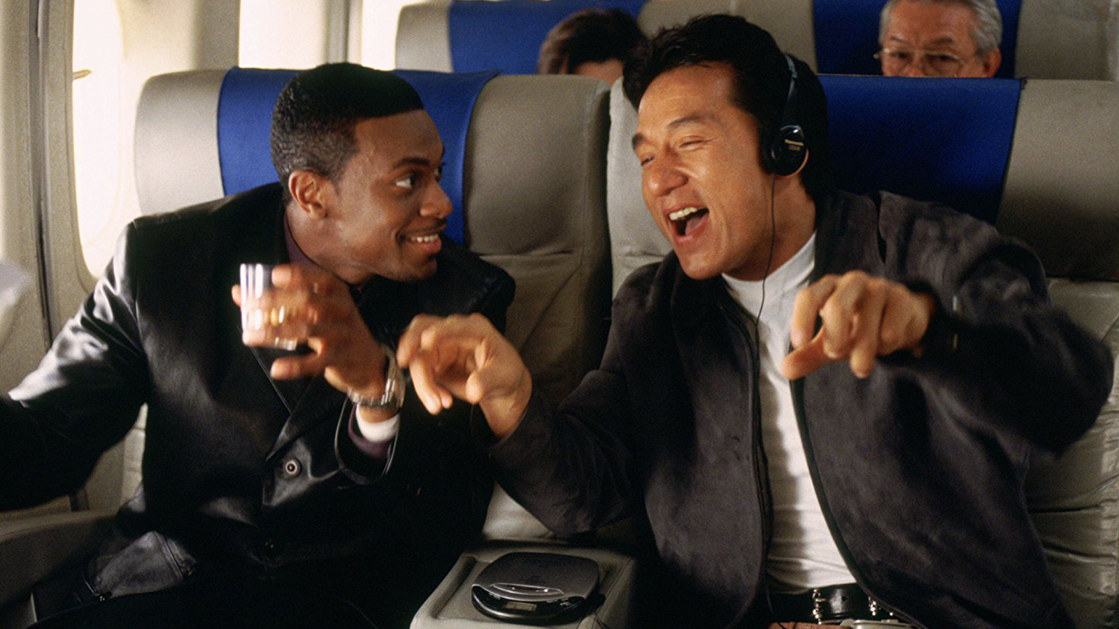 rush hour ISTYA movie review