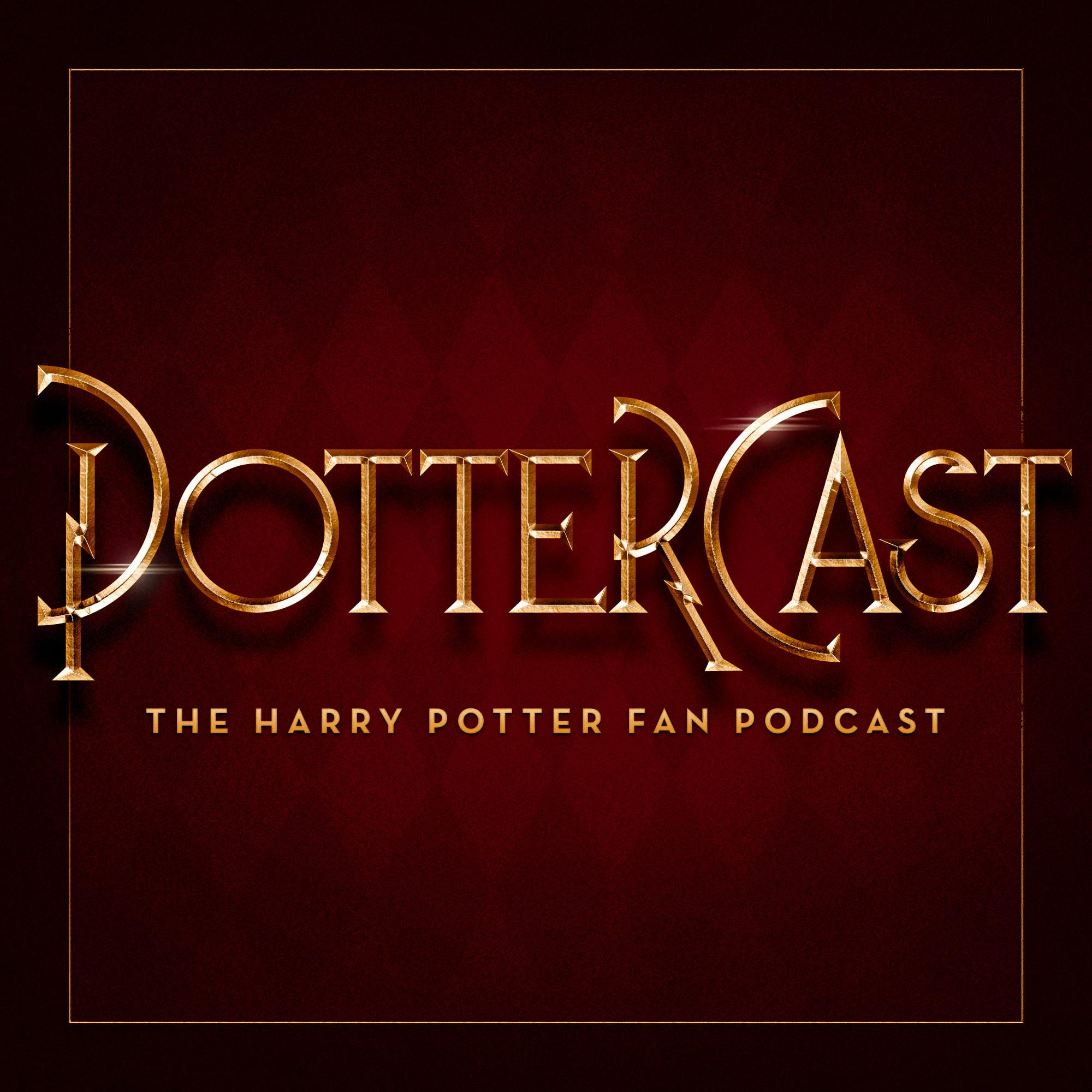 PotterCast: The Harry Potter fandom podcast (Est. 2005) show art