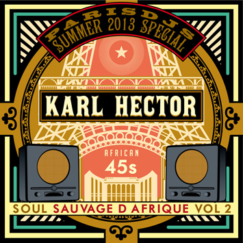 Karl Hector - Soul Sauvage d'Afrique Vol.2