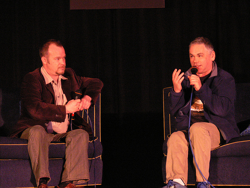 Tim's Take On: Episode 60(The Matthew Waterhouse Panel at Gallifrey One 2011)