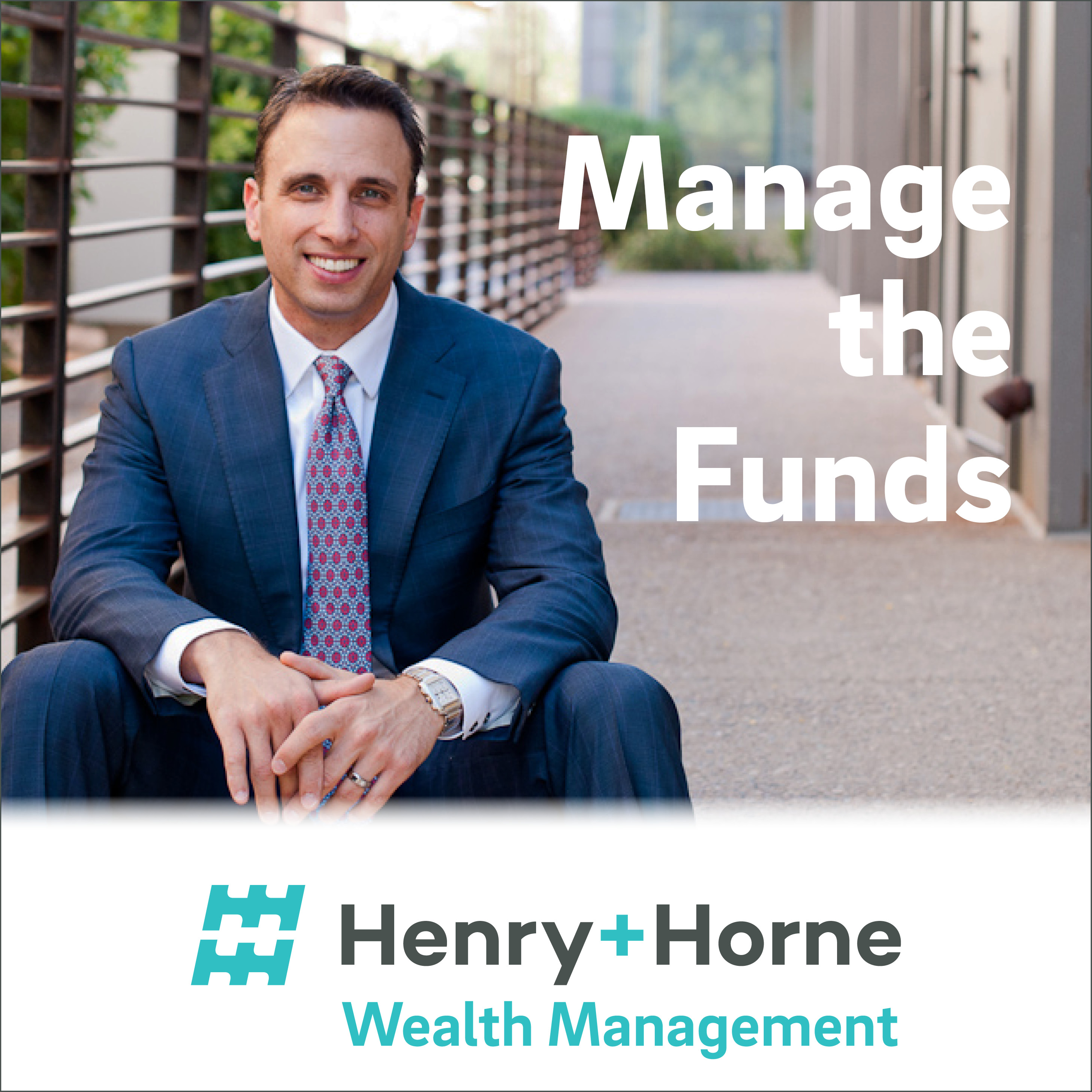 Manage the Funds Podcast show art