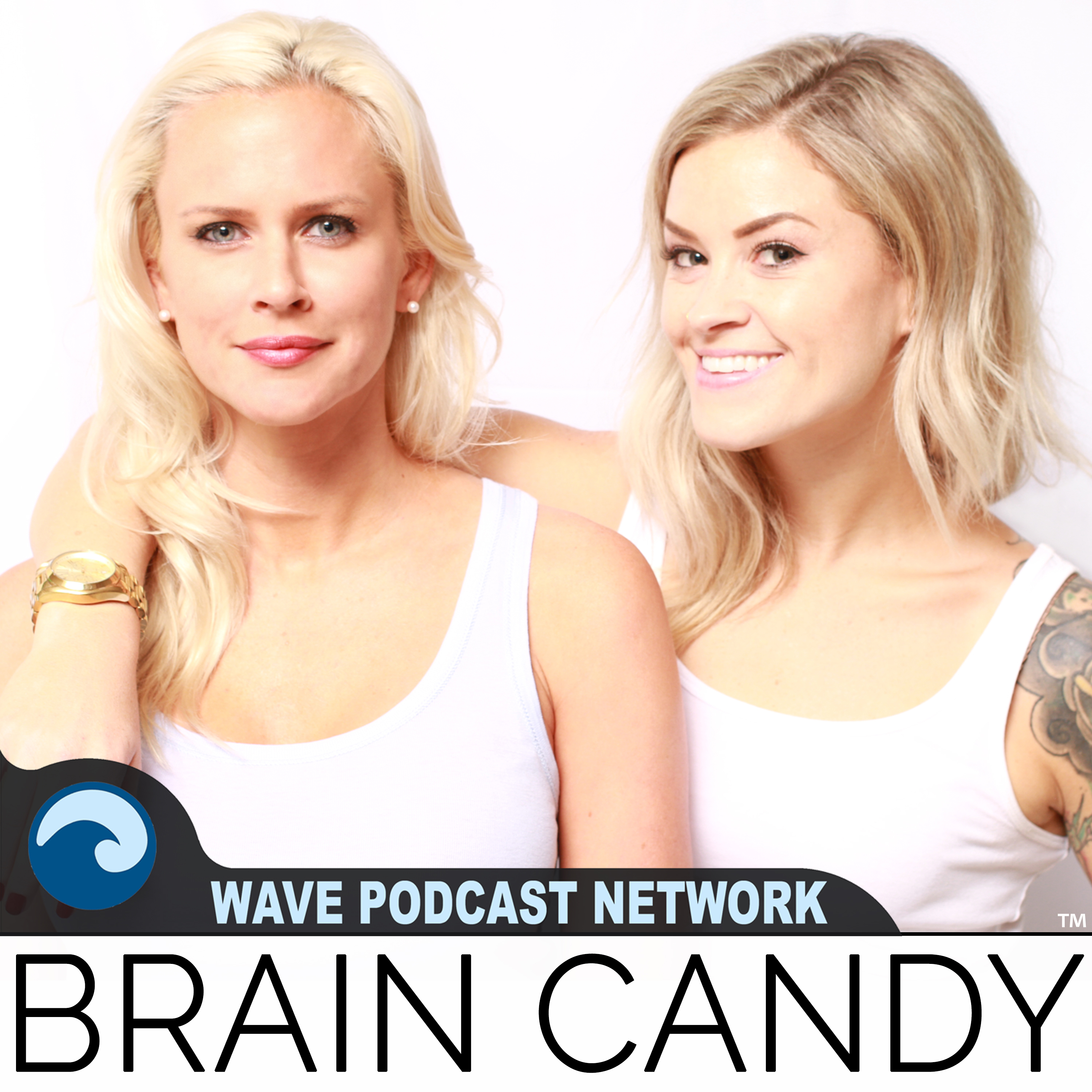The Brain Candy Podcast show art