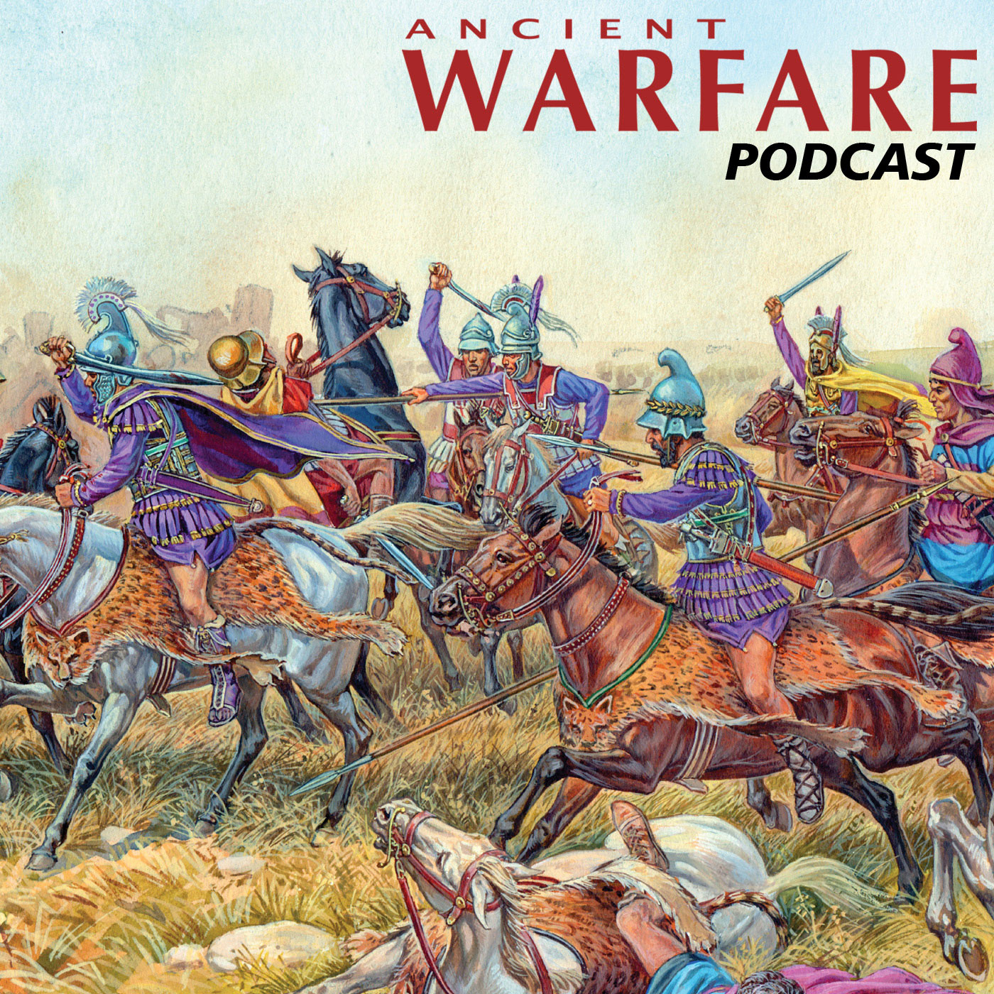 Swift as the wind across the plains: Horsemen of the Steppes