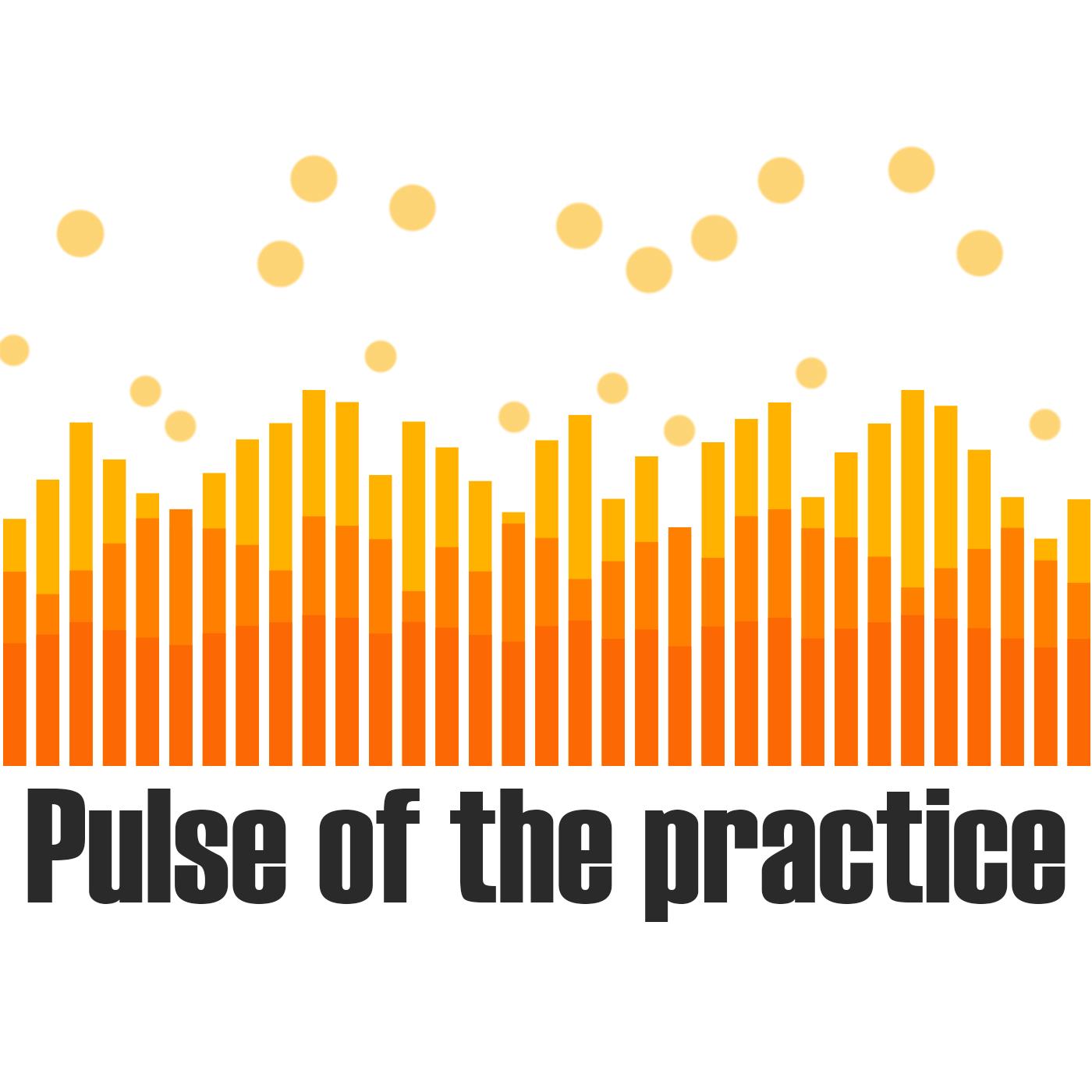 Pulse of the Practice show art