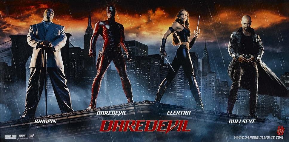 Episode 9: Daredevil Revue