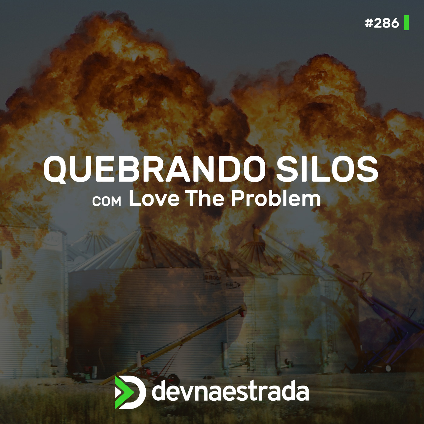 Quebrando Silos com Love The Problem