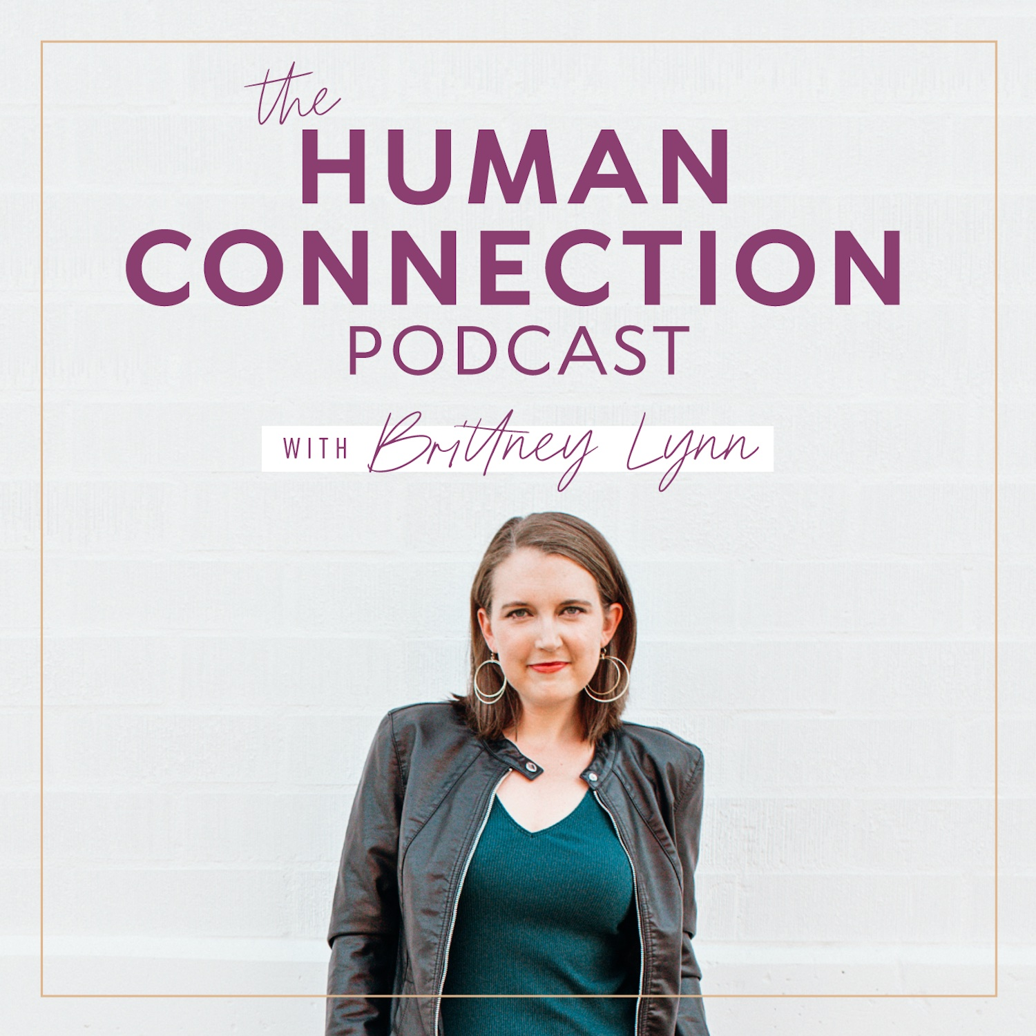 The Human Connection Podcast show art
