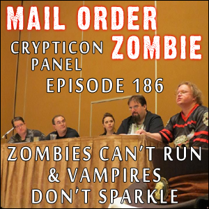 Mail Order Zombie #186 - Dust, Don Coscarelli & another Crypitcon panel (plus music by H2Awesome!)