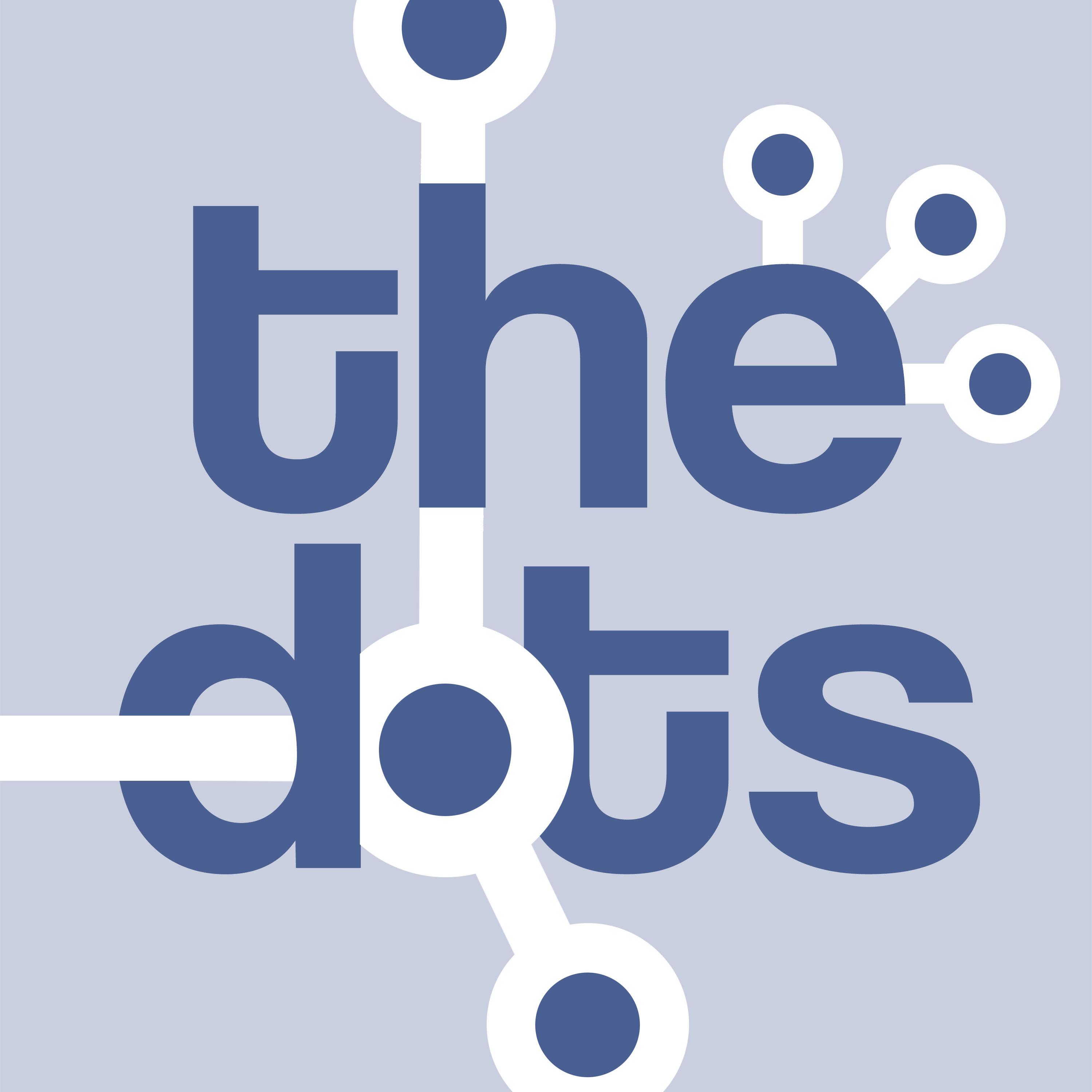 The Dots Podcast show art