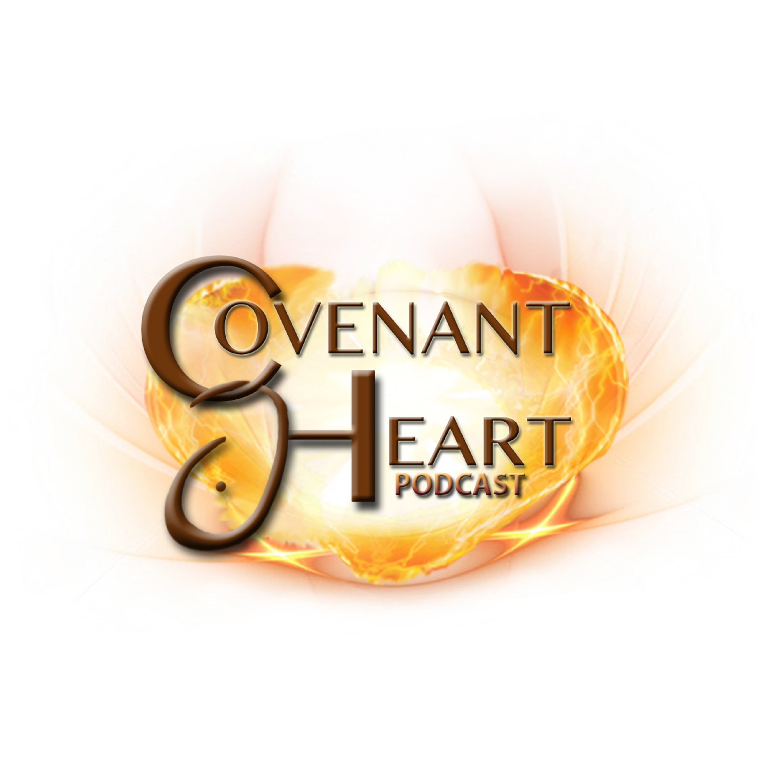 Covenant Heart Podcast show art