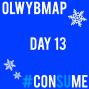 Artwork for OLWYBMAP Advert Calendar Day 13