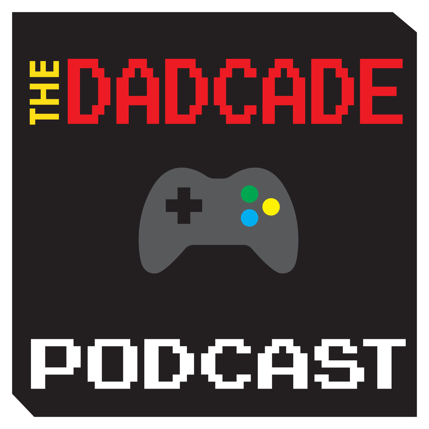 The Dadcade Podcast show art