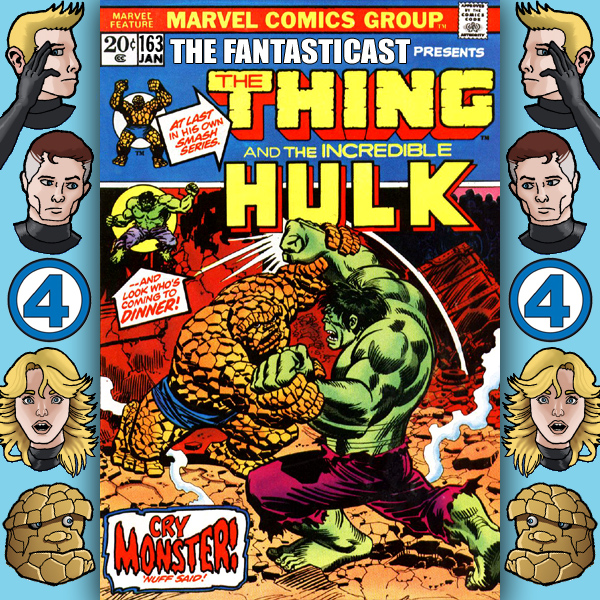 Episode 163: Marvel Feature #11 - Cry Monster