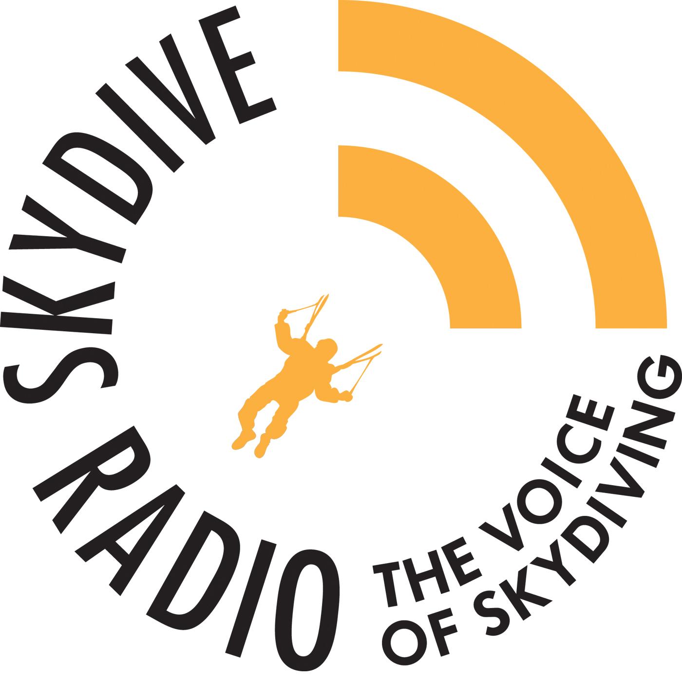 Skydive Radio show art
