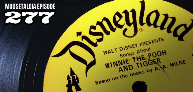 Mousetalgia Episode 277: Disneyland Records, Jimmy Johnson