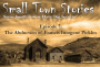 Artwork for Small Town Stories: The Abduction of Francis Imogene Pickles