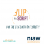 Artwork for Episode 63 - Flip the Script and Share Your Story (NIAW)