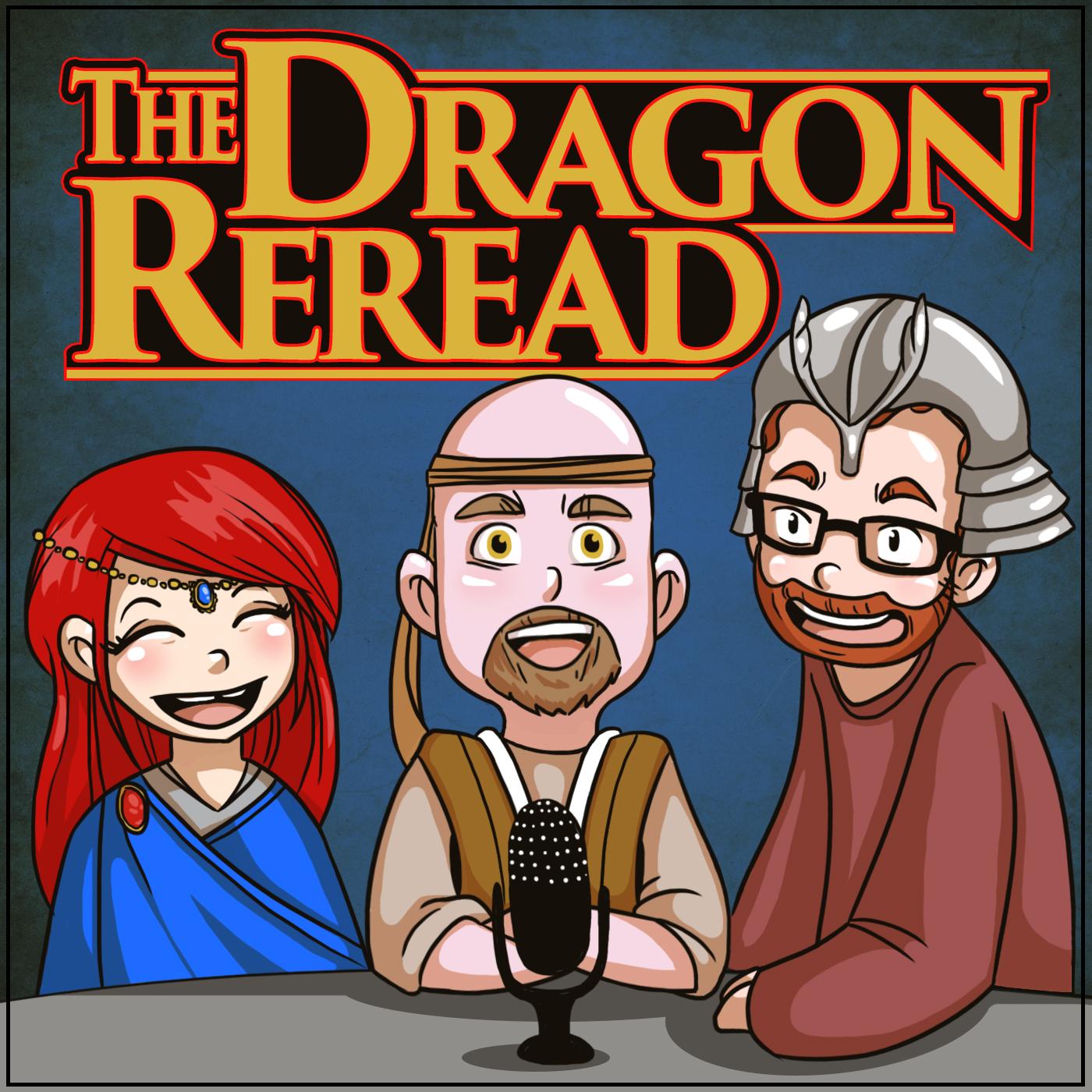 The Dragon Reread show art