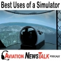 Artwork for 145 Best Ways to Use a Home or Flight School Simulator – Interview Julian Alarcon