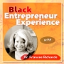 Artwork for BEE 138 Black Travelers + Expats Community, Tori Roberts Founder of Ebony Expats