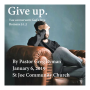 Artwork for Give up