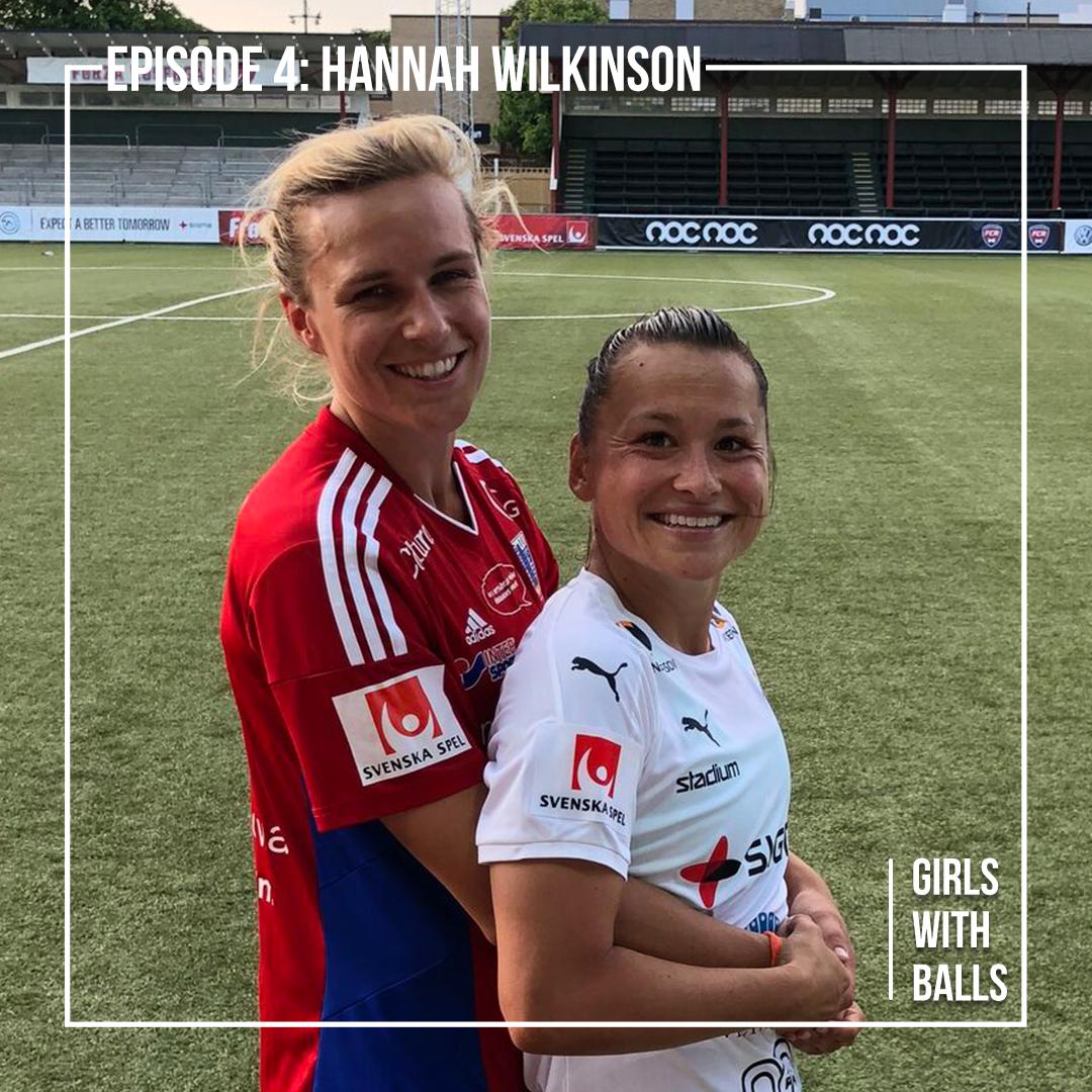 4 – Hannah Wilkinson