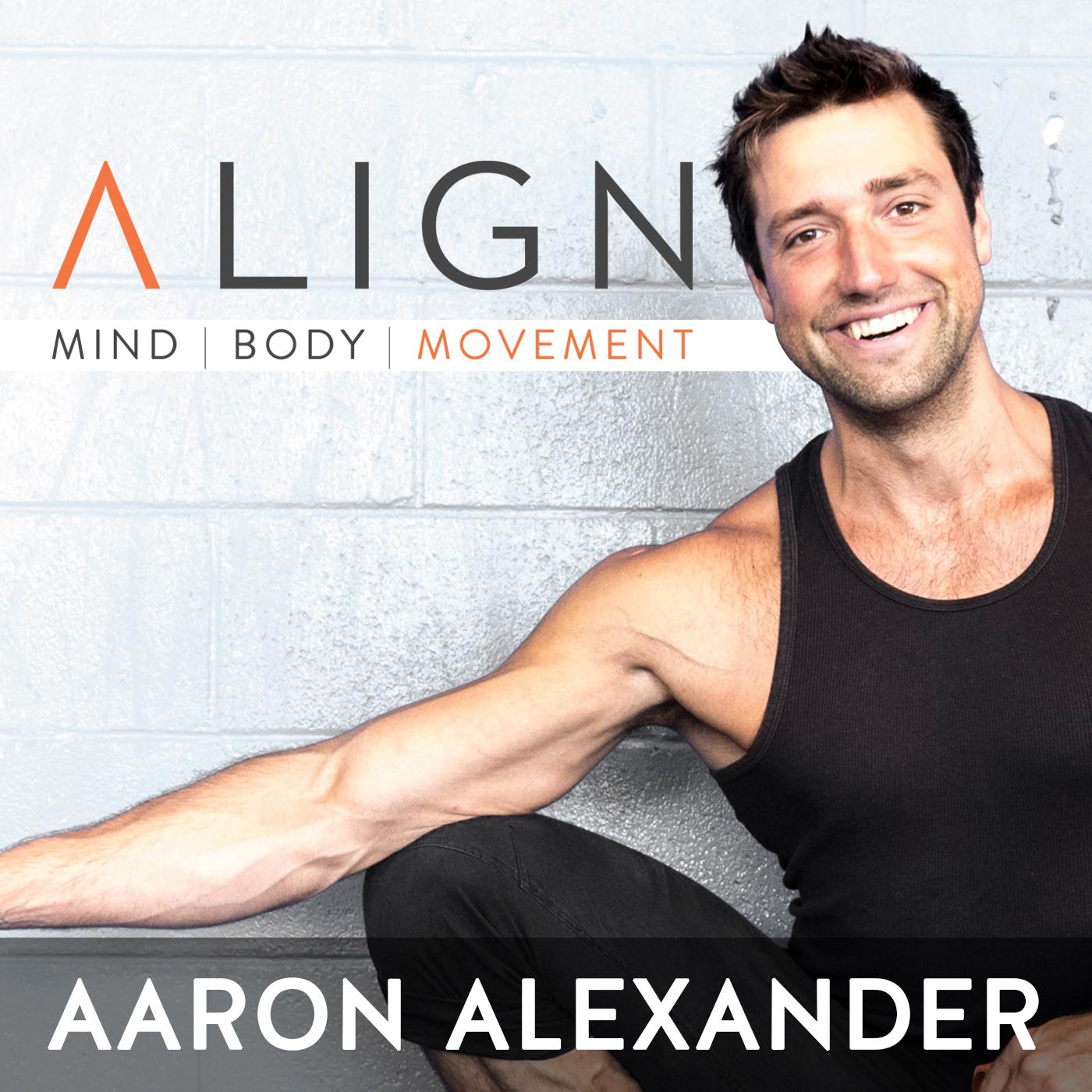 Align Podcast show art