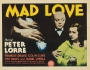 Artwork for MAD LOVE and THE HANDS OF ORLAC