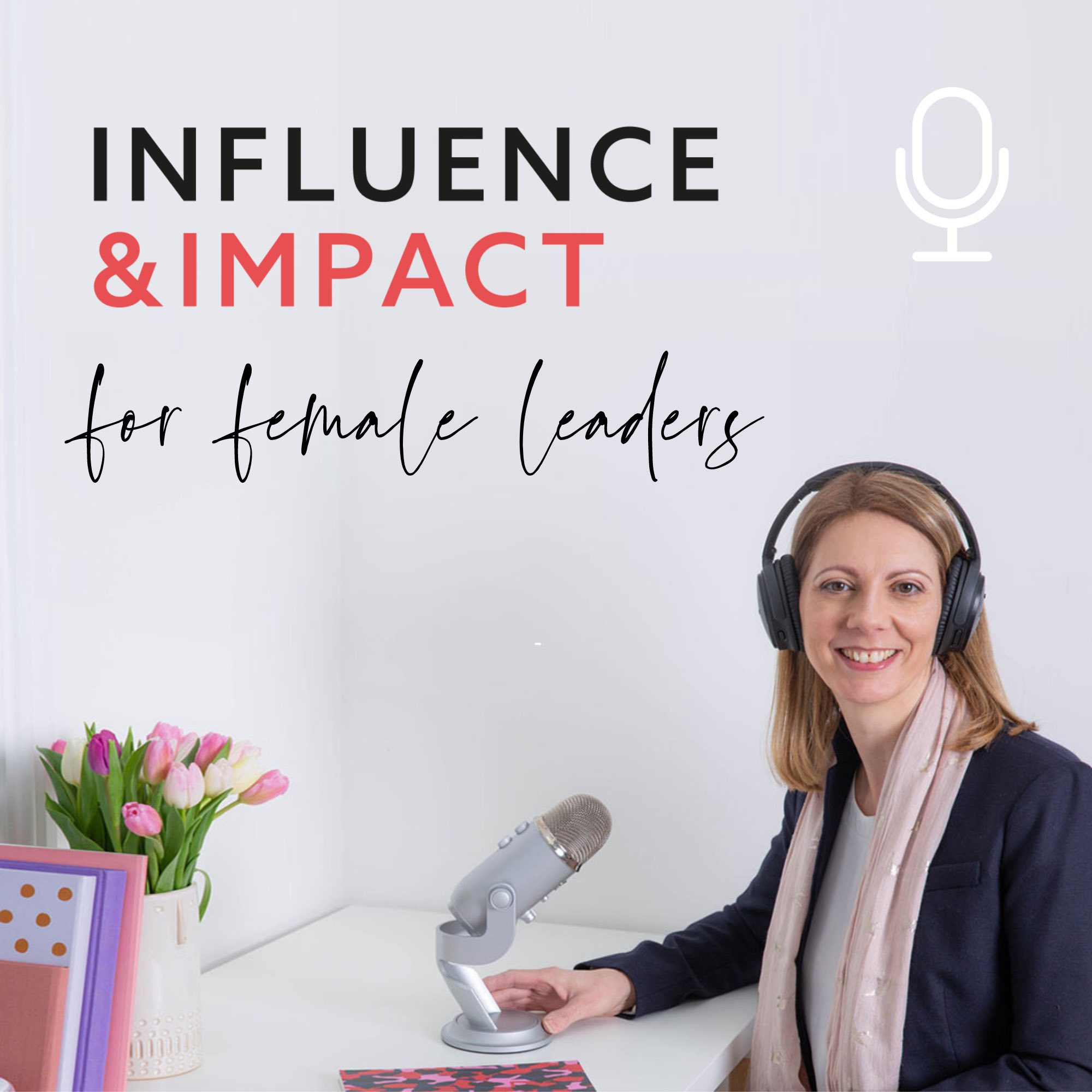 Influence & Impact for female leaders show art