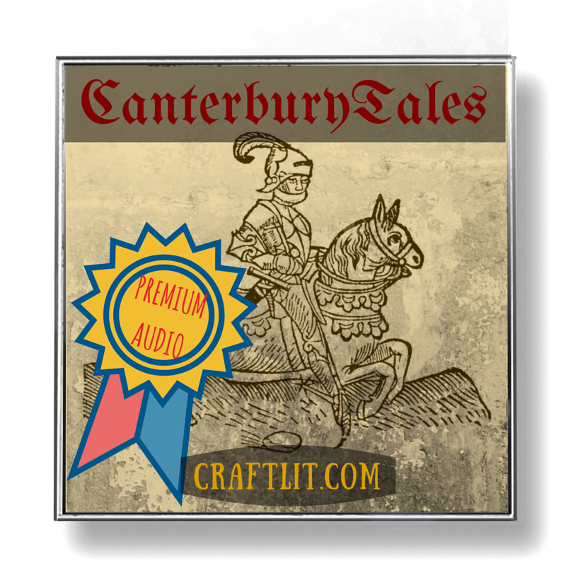 Artwork for Chaucer - 007 - Canterbury Tales