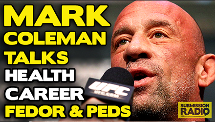 Mark Coleman Exclusive Interview #SaveTheHammer