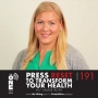 Artwork for Ep 191 - Press RESET to Transform Your Health | Laurie Roth