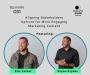 Artwork for 031: Aligning Stakeholders Upfront for More Engaging Marketing Content with Eric Eicher and Bryan Kryder