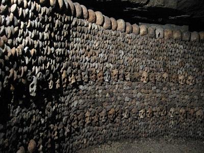 Ep. 154 - Catacombs of Paris