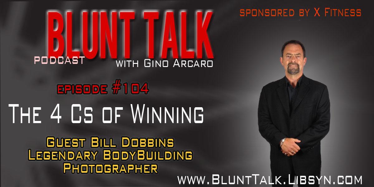 Artwork for The 4 Cs of Winning: Bill Dobbins
