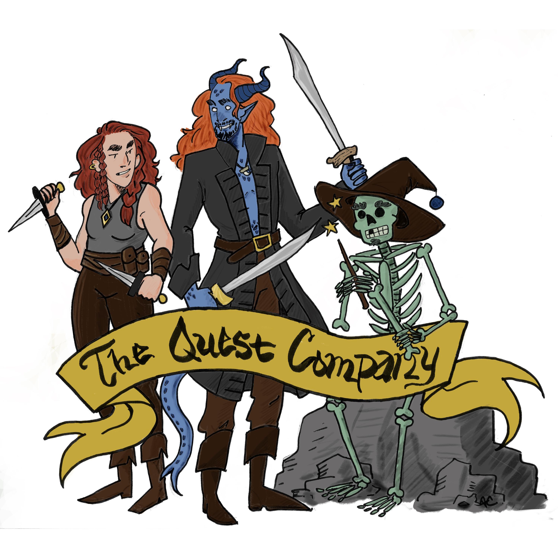 Artwork for Episode 1 – The Adventure Begins