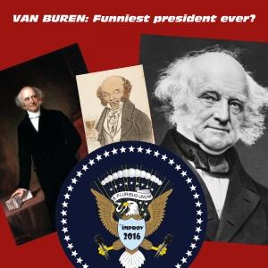 Headliner of State: Martin Van Buren