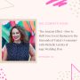 Artwork for 'The Amazon Effect – How to Shift Your Event Business to the Demands of Today's Consumer' with Michelle Loretta ofSage Wedding Pros