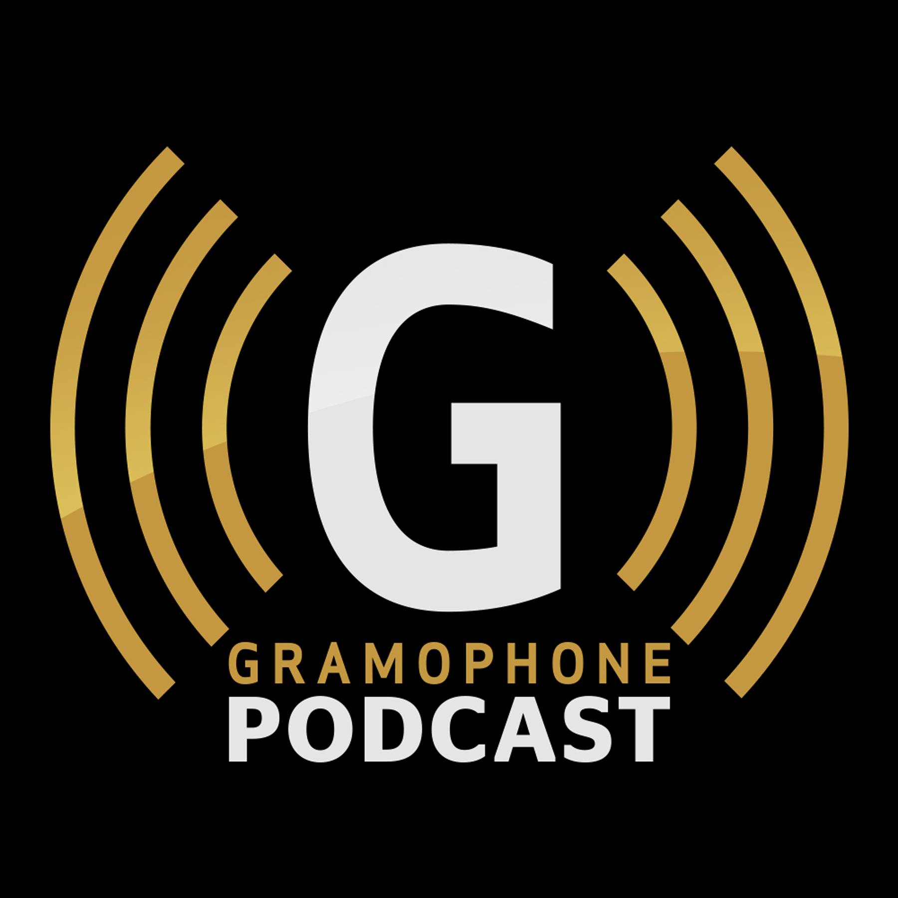 The Gramophone podcast show art