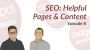 Artwork for Dodgeball Marketing Podcast #8: What Kind of Content is Best for SEO?