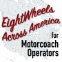 Artwork for EightWheels Across America, Episode 003 -- The 8 Most important Apps I Use as a Motorcoach Operator
