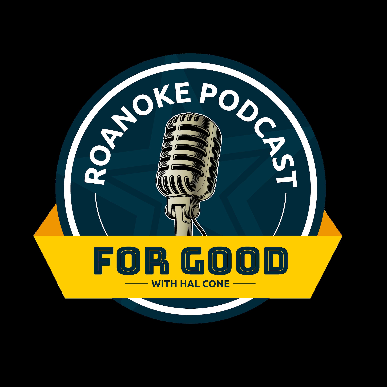 Roanoke Podcast For Good show art