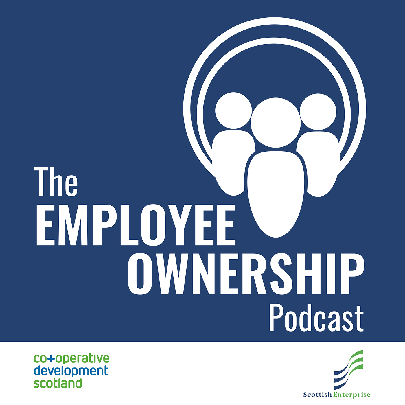 The Employee Ownership Podcast show art