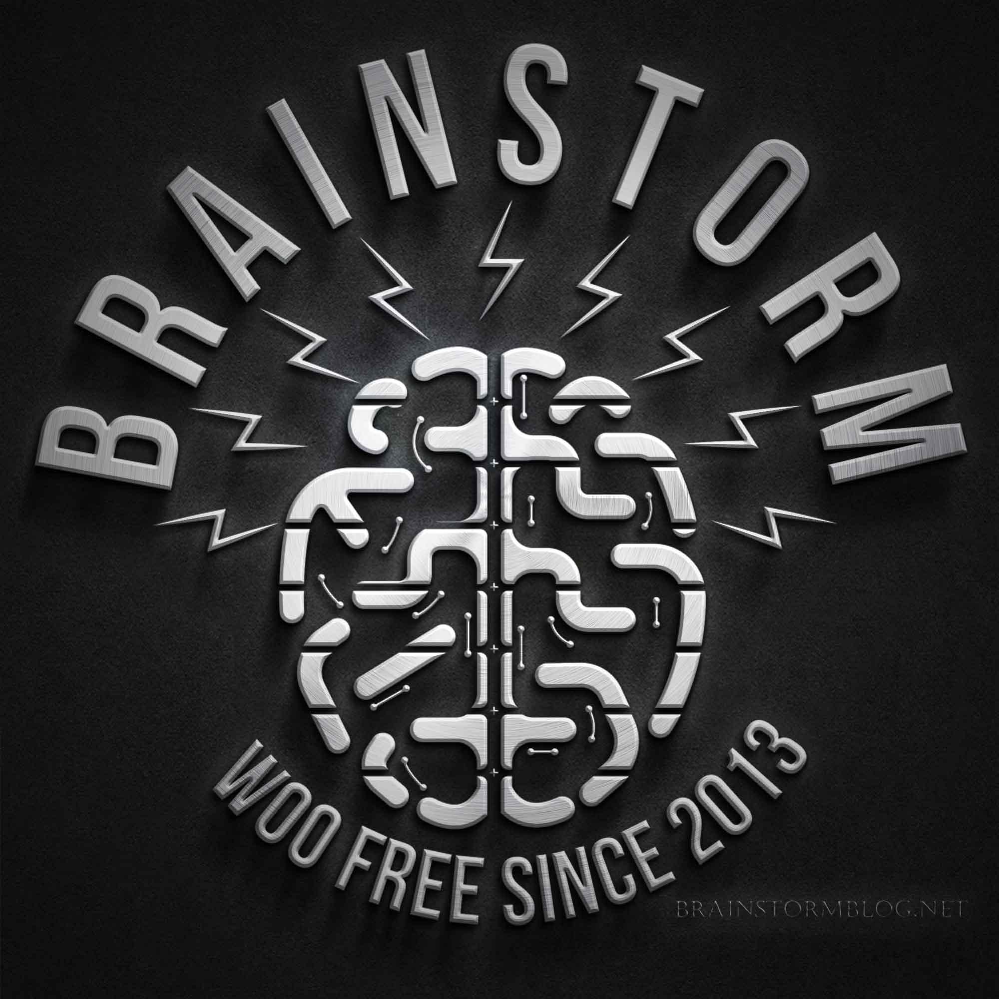 Brainstorm Podcast show art