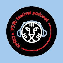 VPRO x IFFR: festival podcast show art