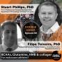 Artwork for FTP #8: Stuart Phillips (PhD) & Filipe Teixeira (PhD) - BCAAs, Glutamine, HMB & collagen For endurance athletes? (Double guest)