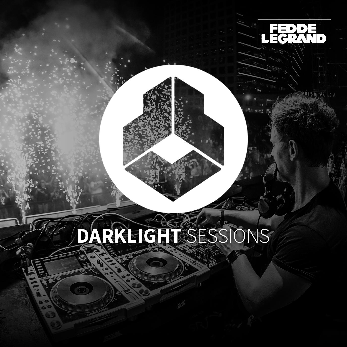 Fedde Le Grand - Darklight Sessions show art