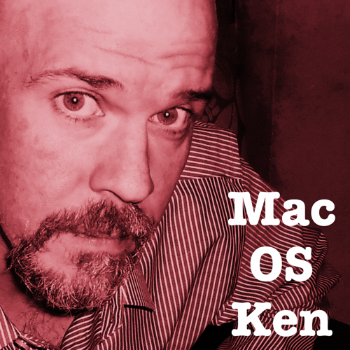 Mac OS Ken: 10.07.2015
