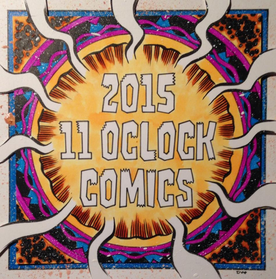 11 O'Clock Comics Episode 377
